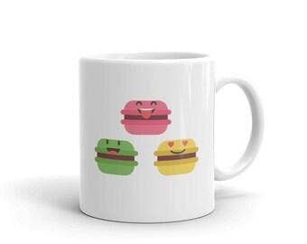 Macarons Funny Macaroons Coffee Mug