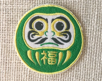 Daruma Patch - Small
