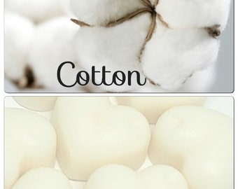 Cotton wax melts, scented wax melts, cheap wax melts, highly scented melts, clean wax melts, wax melt tarts, scented gifts for her