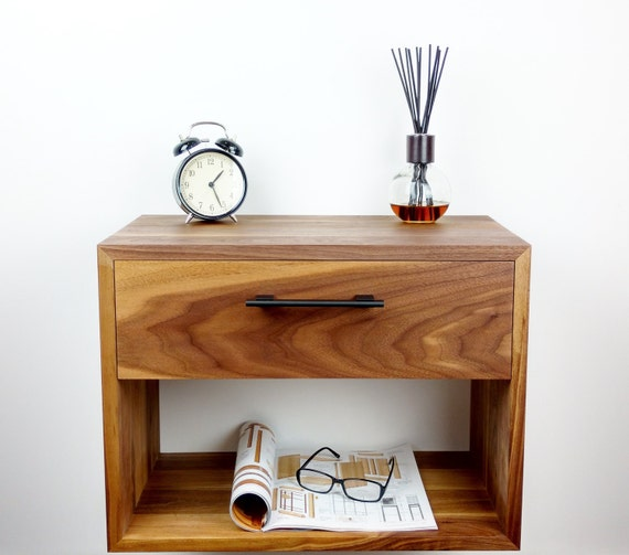 for in lamps floating bedroom table black solutions design small nightstand also with drawer and