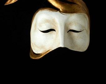 Venetian Mask | Leaf Columbina