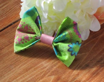 bow tie, kids bow tie, fun bow tie, girls hair bow, playful hair bow, small bow tie, dress up accessory, timelesspeony