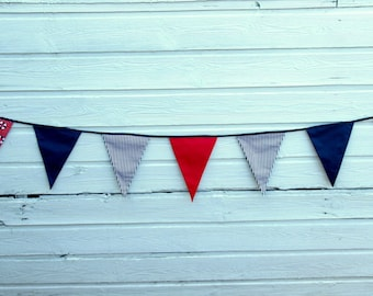 Sailor's Paradise Bunting
