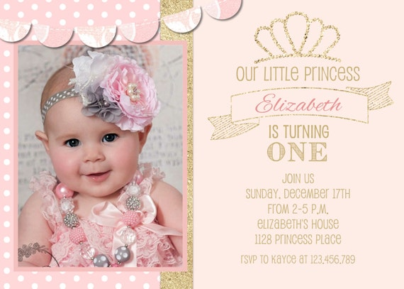 items similar to blush pink and gold glitter birthday party