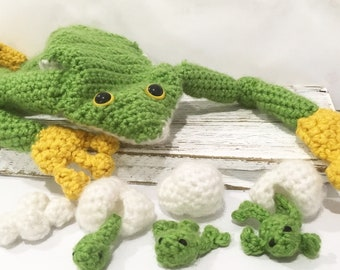 Stuffed Tree Frog