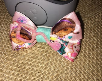 Doc McStuffins Magic Band Bow