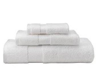 Certified Organic Cotton Terry Towels - 3 Piece Set