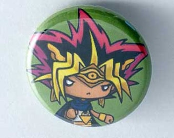 Yugioh - Pharaoh Atem Button