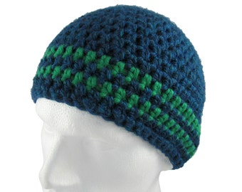 Rock Beanie Crochet Pattern WM2021
