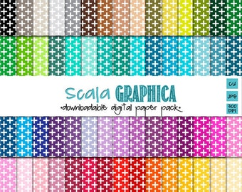 Sign Plus Digital Paper Basic 18 [Instant Download]