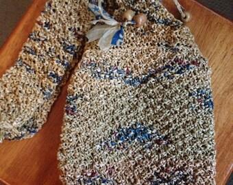 Sac à main sacs épicerie juste réduit-tricoté