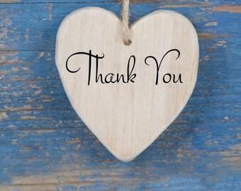 Thank You Card Heart
