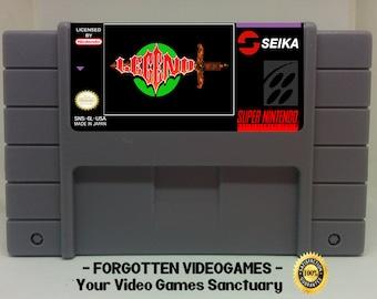 Legend - SNES Super Nintendo