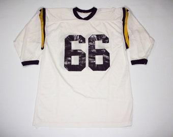 Vintage 80s Minnesota Vikings #66 Jersey