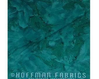 Mckenna Ryan Bali Batik Palette~Chamomile Mr1895-418 Sold By The 1/2 Yard By Hoffman Of Ca