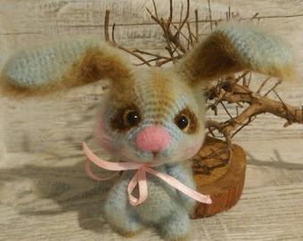 Peter the Rabbit Baby Shower Gift Animal Rabbit Crochet Bunny Gift Toddler Birthday Soft Plush Toys Baby Activities Peter Baby Shower