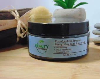 Breezy - Eucalyptus Exfoliating Soap Scrub
