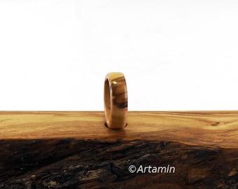 Apple Wood Ring