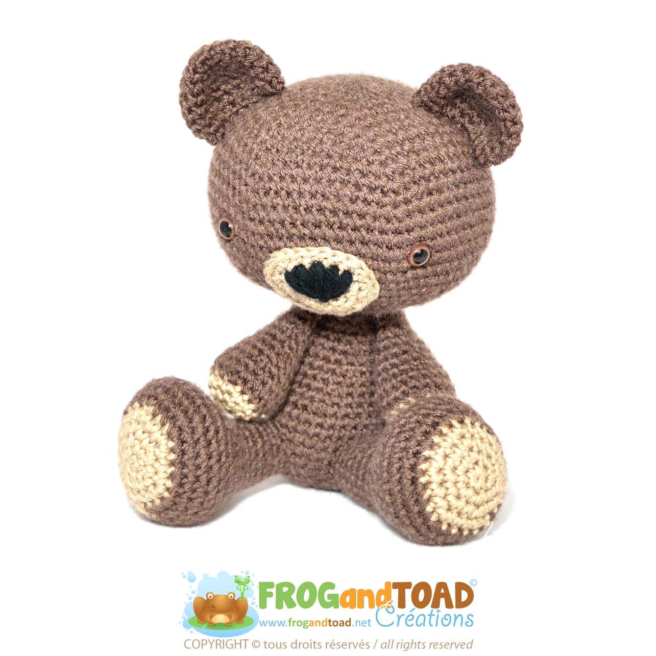 Outstanding Häkeln Teddybär Muster Frei Image - Decke Stricken ...
