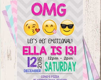 Lol surprise doll birthday invitation lol lol doll invite emoji birthday invitation emojis emoji invite collectibles girl digital file party diy 3 colors sweet 16 solutioingenieria Choice Image