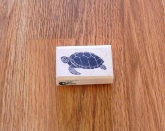 """Sea Turtle #2 - 1.375"""" tall x 2.375"""" wide - 1 pc - SUT - F1237"""