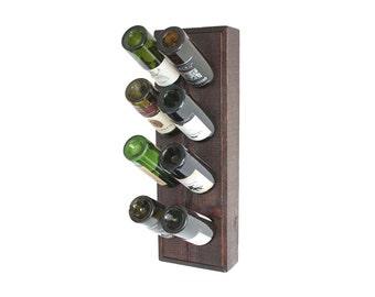 Wine Riddling Rack Wall Hanging Wine Rack