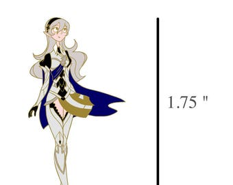 PREORDER FE Corrin and Dragonstone Enamel Pin Set