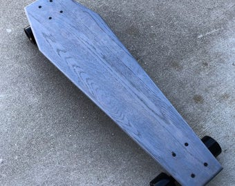 "Coffin Cruiser Longboard 30""  - ""Coffin"" Grey Croozer"
