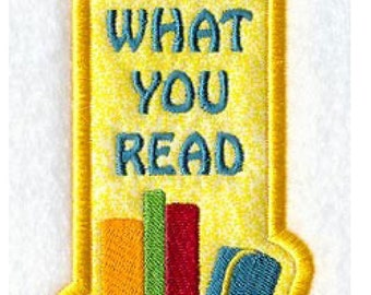 You are What you Read- BOOKMARK
