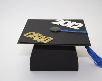 GRADUATION Cap - table decoration, balloon weight, candy bowl,