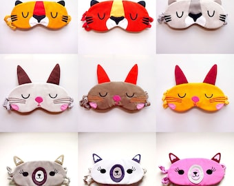 Wholesale Starter Pack, Sleep Mask, Sleep Eye Mask, Sleeping Mask, Eyemask, Eye Cover, Stocking Filler, Stocking Stuffer, Party Favor, 12 PC