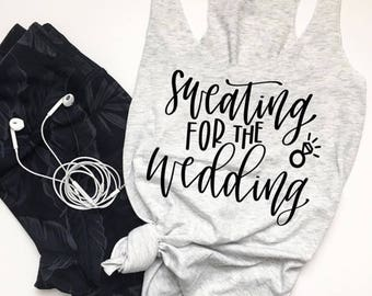Sweating for the Wedding SVG - Sweating for the Wedding - Wedding SVG