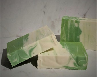 The Lily Pad Handmade Soap - Palm Oil Free