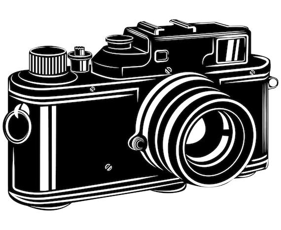 vintage camera svg camera svg camera clipart silhouette svg rh etsystudio com vintage camera clipart vintage camera clipart
