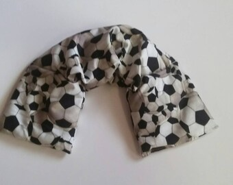 Heat Pack, Microwave heating Pad, Heating Pad, Neck warmer, Scented or Unscented, Soccer Ball