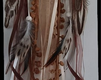 Dream catcher Brown small size
