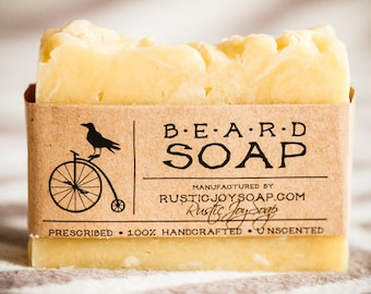 Beard Soap gift ideas beard care Christmas gift mens gift for him gift for men boyfriend gift homemade soap gift for husband gift for him