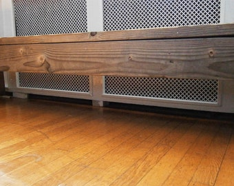 Long Bench / Weathered Bench / Old Bench / Handmade Bench / Gray Bench / Rustic Bench / Primitive Bench / Porch/ Entryway Bench / Patio