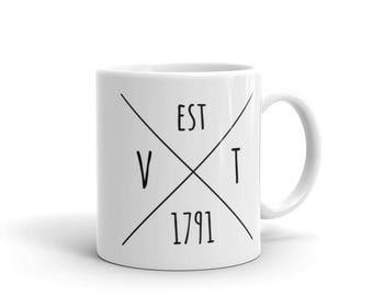Vermont Statehood - Coffee Mug