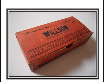 Willson Safety Goggles Box