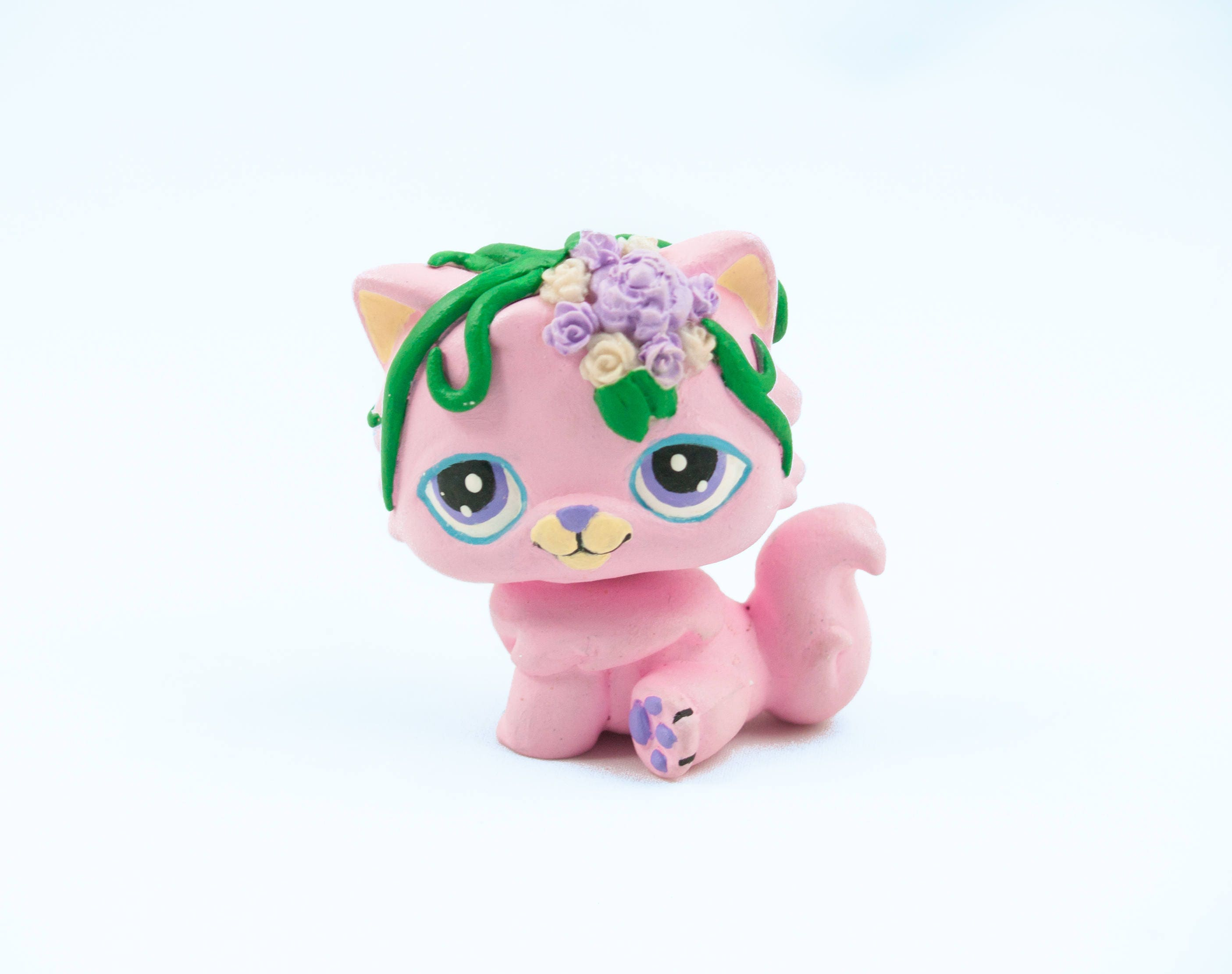 LPS Cat LPS Toy Cute Cat Kitten Cat Cat Toy Kids Gifts