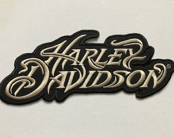 Harley Patch iron on/sew on