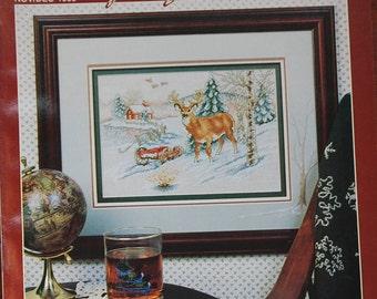 Stoney Creek Cross Stitch Magazine - November/December 1989 - Christmas - Circus - Sampler  - Volume 1 - Number 4 - 30 Pages