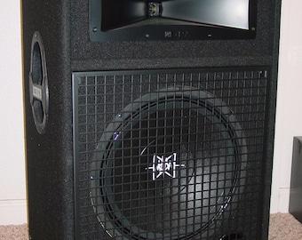 Innovative Professional Audio DPA 215 400W Concert Series Large PA Passive Single Speaker USA