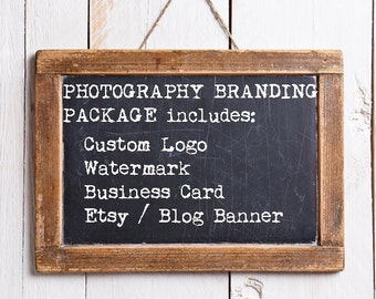 Photography Branding Package