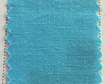 Cool Blue Quilter's Homespun 100% Cotton Fabric 1/2m lengths
