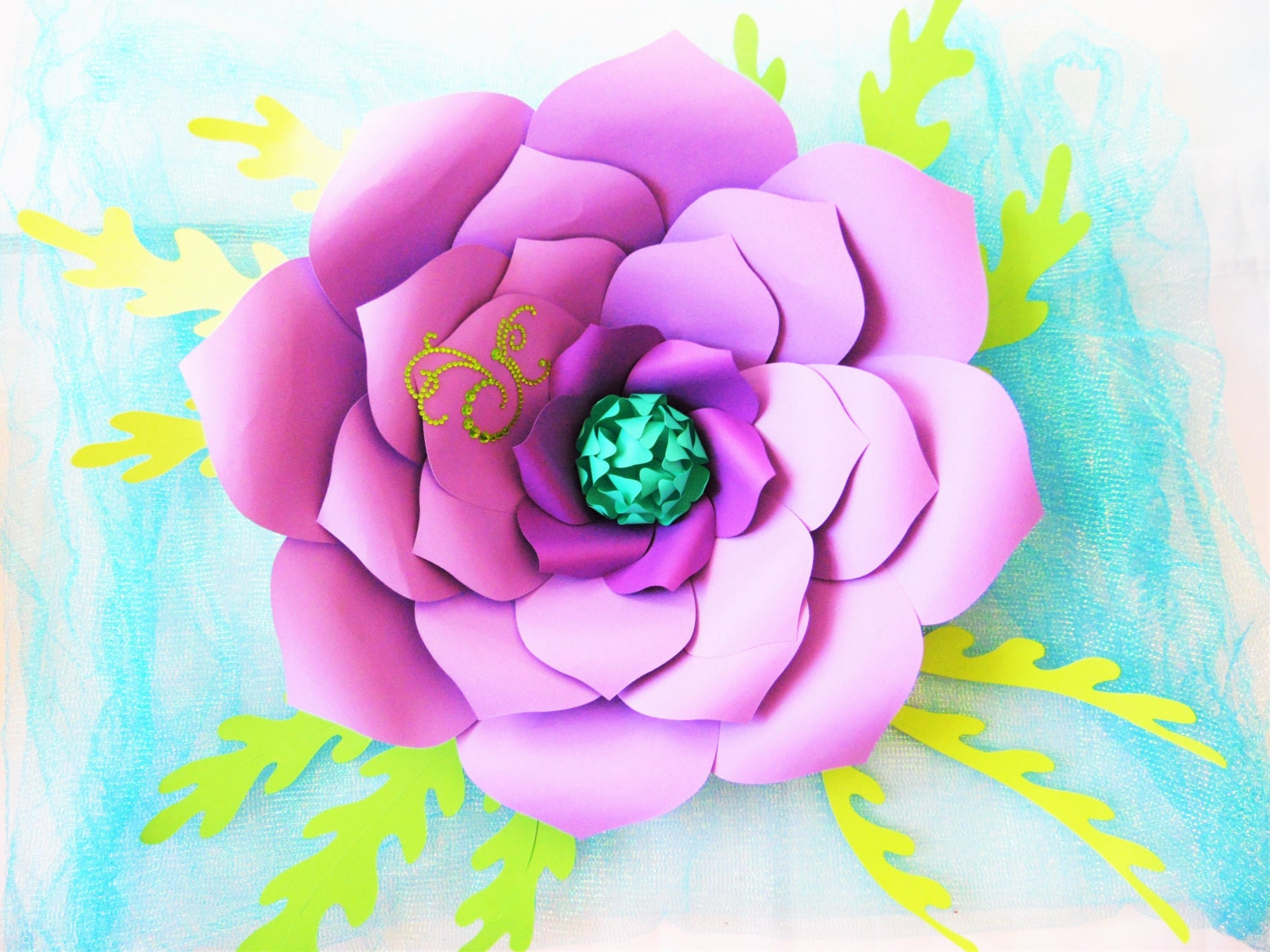 Diy giant paper flower templates large paper flowers paper flower diy giant paper flower templates large paper flowers paper flower kit svg giant flower cut files paper flower tutorial mightylinksfo