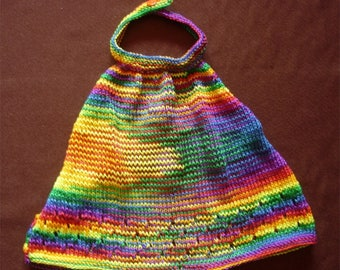 Small Halter multicolor for sunny days - 2 years