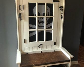 Entrance piece