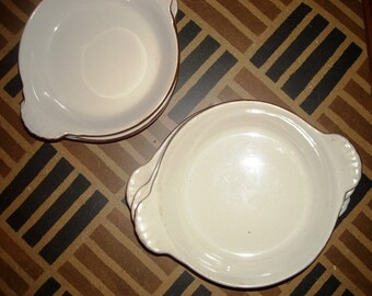 HALL DISHES No. 433 and No. 434